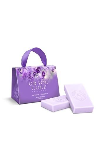 Grace Cole Lavender & Camomile Sabun 2 x 75 g Renksiz